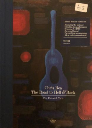 Chris Rea - The Road To Hell & Back/The Farewell Tour (DVD)